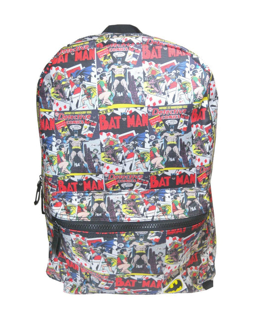 Batman Comic Strip Backpack