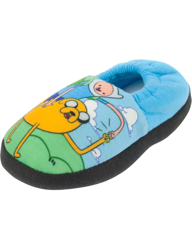 Adventure Time Boy's Slippers