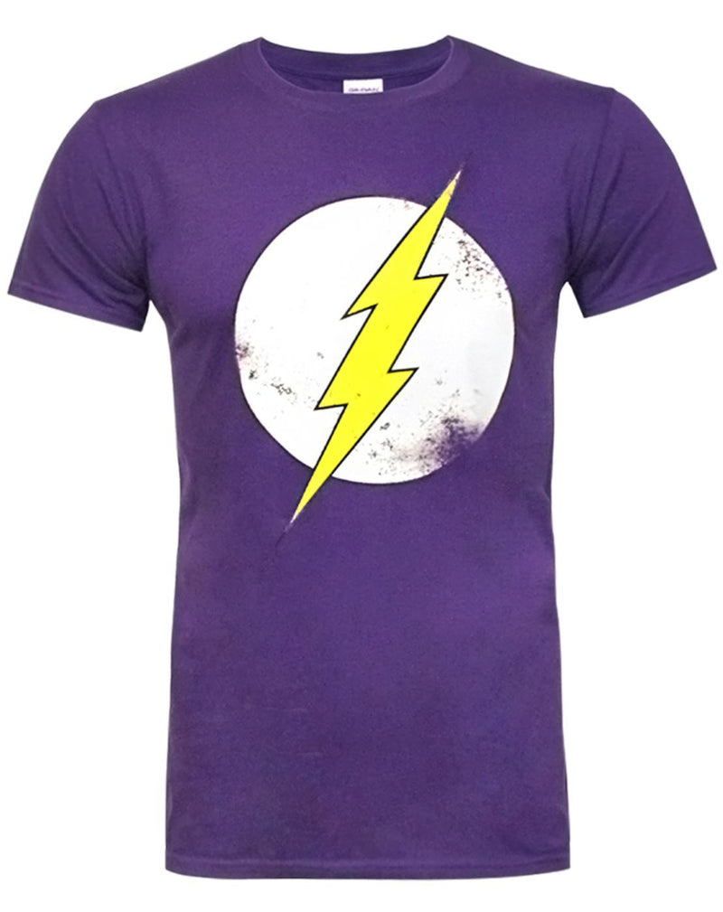 Big Bang Theory Flash Sheldon Men's T-Shirt by Worn