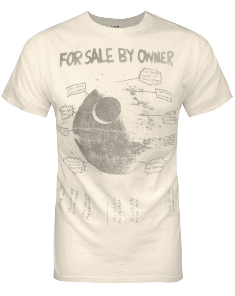 Junk Food Star Wars For Sale By Owner Men's T-Shirt