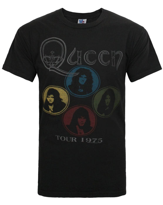 Junk Food Queen Tour 1975 Men's T-Shirt