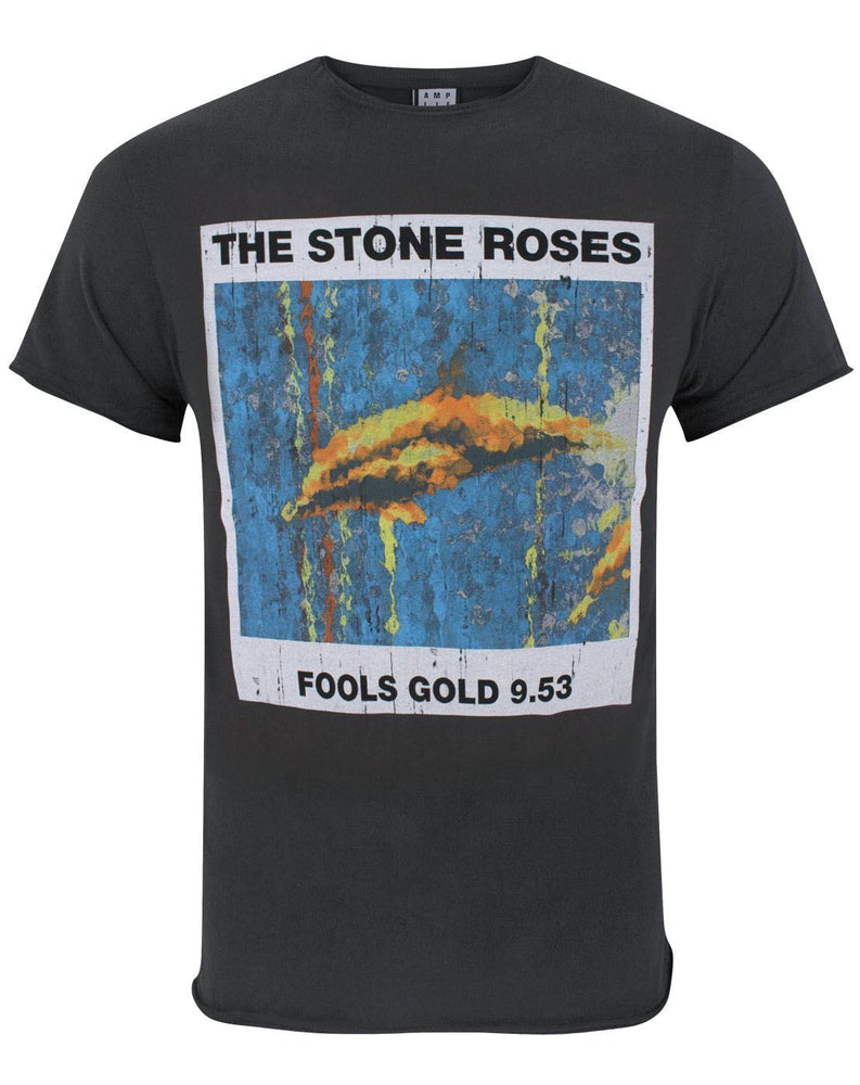 Amplified Stone Roses Fools Gold 9.53 Men's T-Shirt