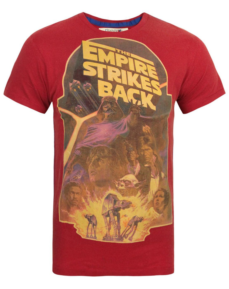 Fabric Flavours Star Wars Empire Men's T-Shirt