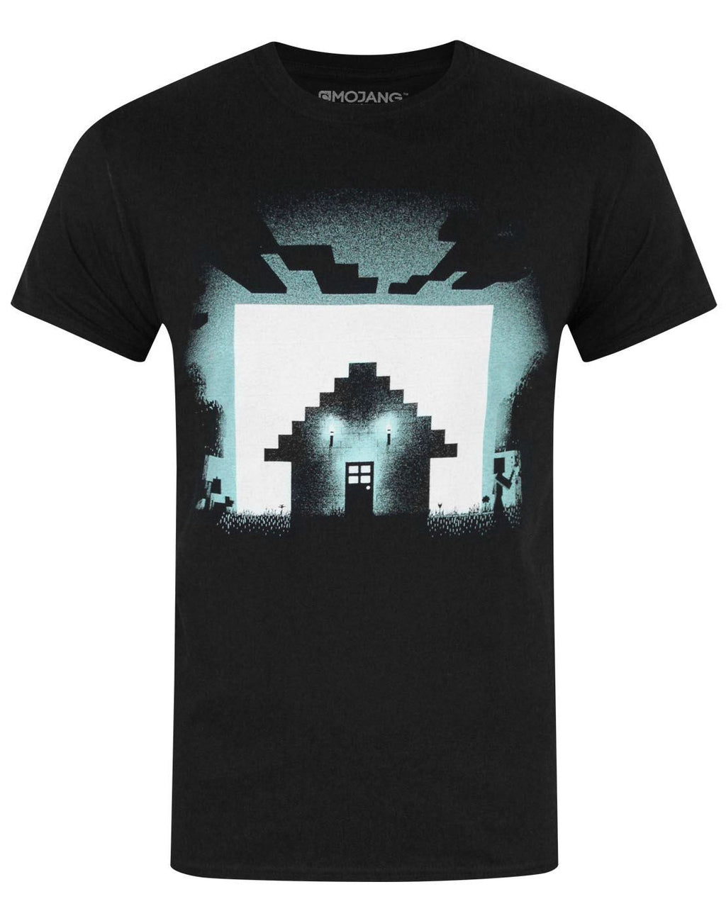 Minecraft Survival Men's T-Shirt