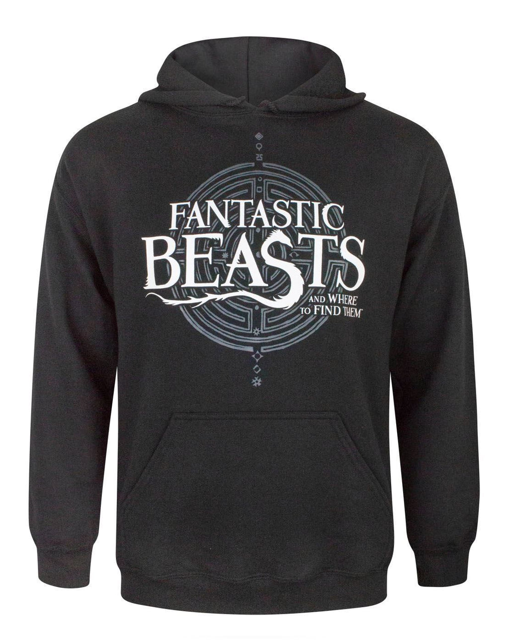 Fantastic Beasts And Where To Find Them Logo Men's Hoodie