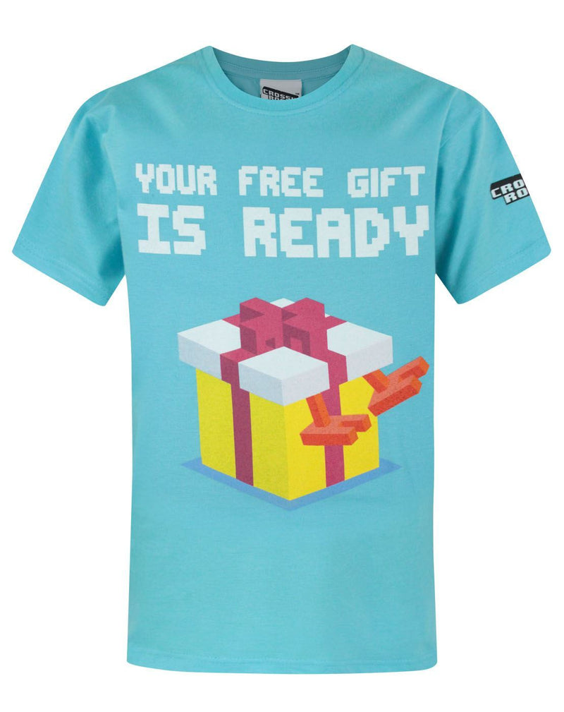 Crossy Road Free Gift Boy's T-Shirt