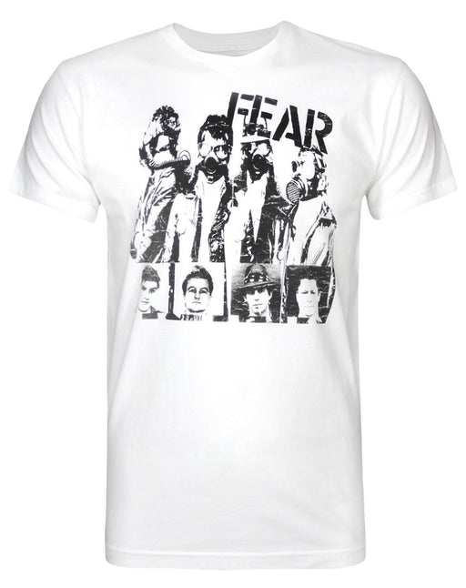 Dirty Cotton Scoundrels Fear Masks Men's T-Shirt