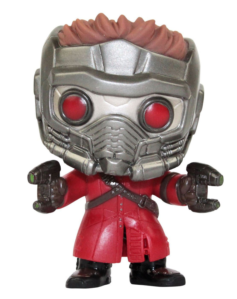 Funko Pop! Guardians Of The Galaxy Star-Lord Vinyl Bobble Head Figure