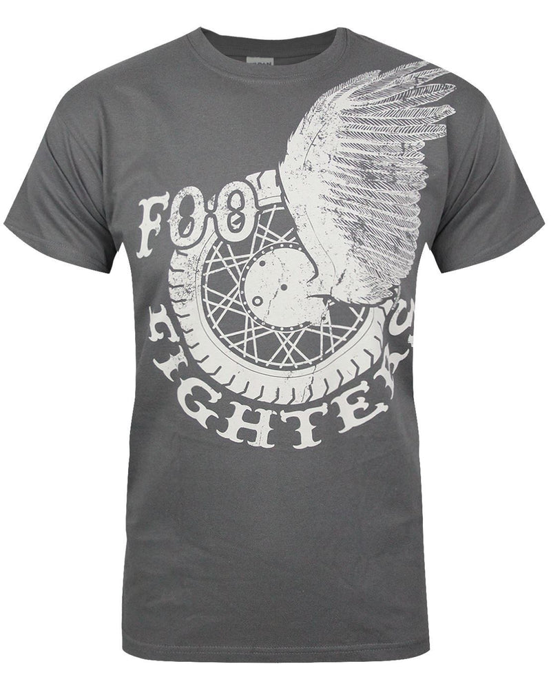 Foo Fighters Winged Wheel Men's T-Shirt