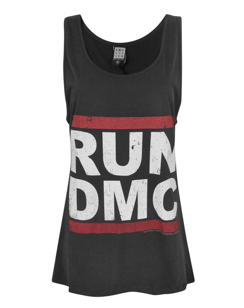 Amplified Run DMC Logo Women's Relaxed Vest