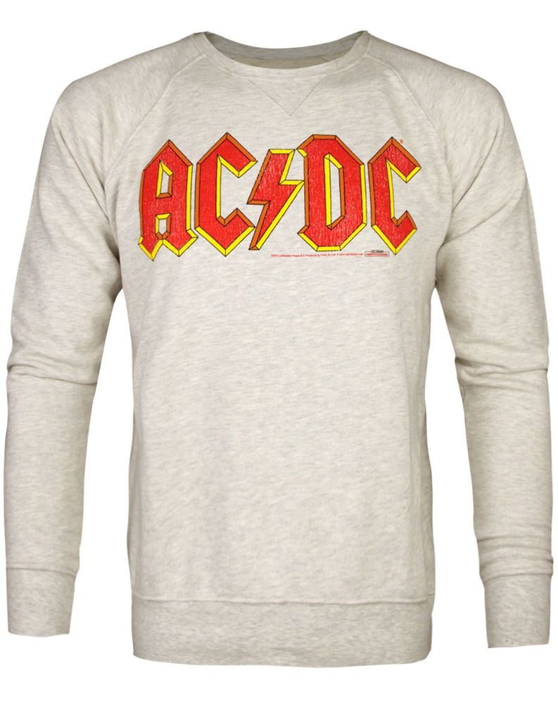 Amplified AC/DC Logo Men's Sweatshirt