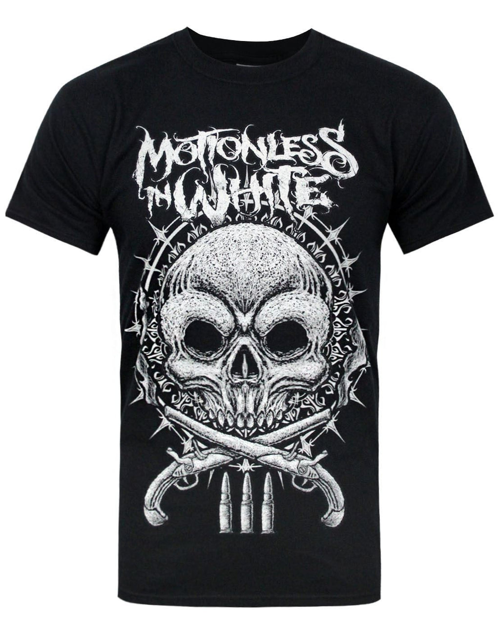 Motionless In White Pistols Men's T-Shirt