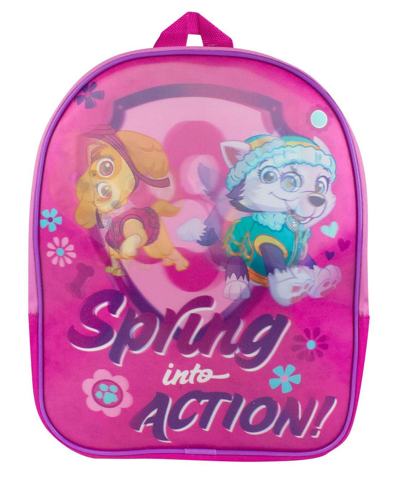 Paw Patrol Spring Into Action Lenticular Backpack