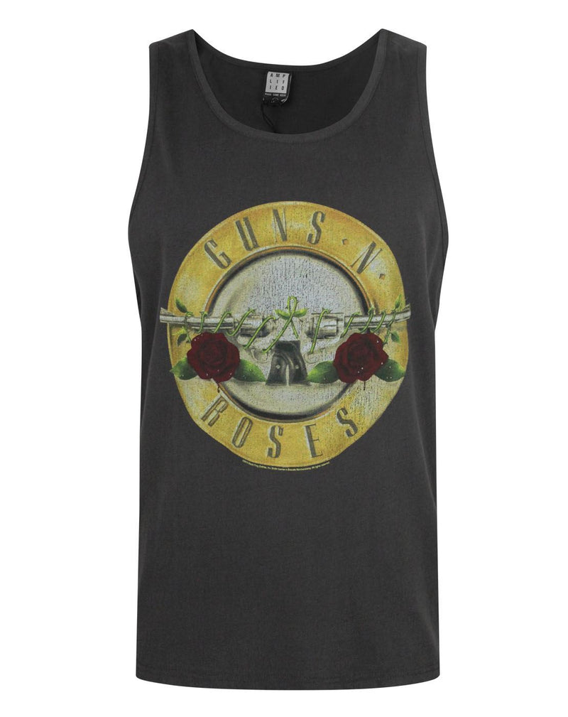 Amplified Guns N Roses Drum Men's Vest
