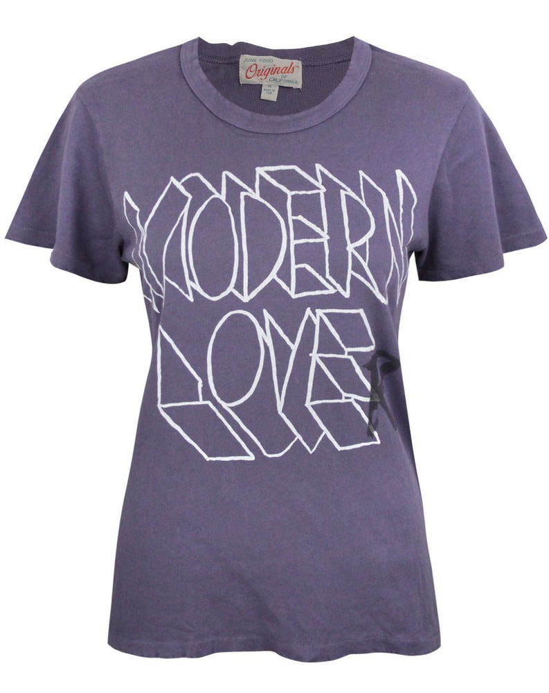 Junk Food Modern Lover Women's T-Shirt