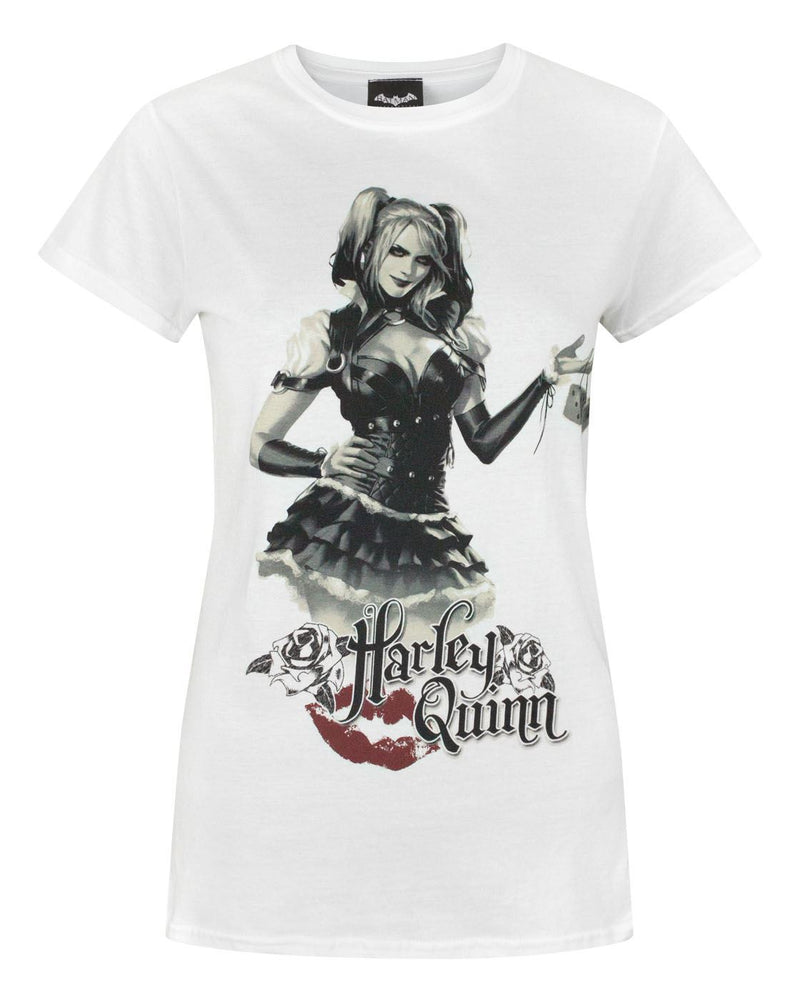 Batman Arkham Knight Harley Quinn Women's T-Shirt