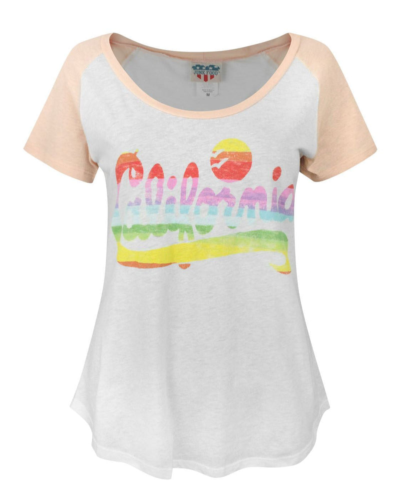 Junk Food California Women's T-Shirt