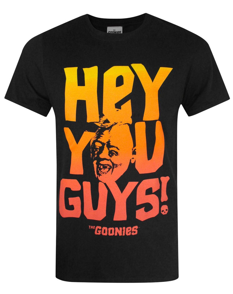 Goonies Hey You Guys Men's T-Shirt