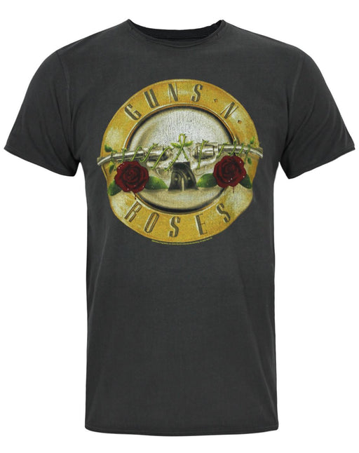 Amplified Guns N Roses Drum Men's T-Shirt