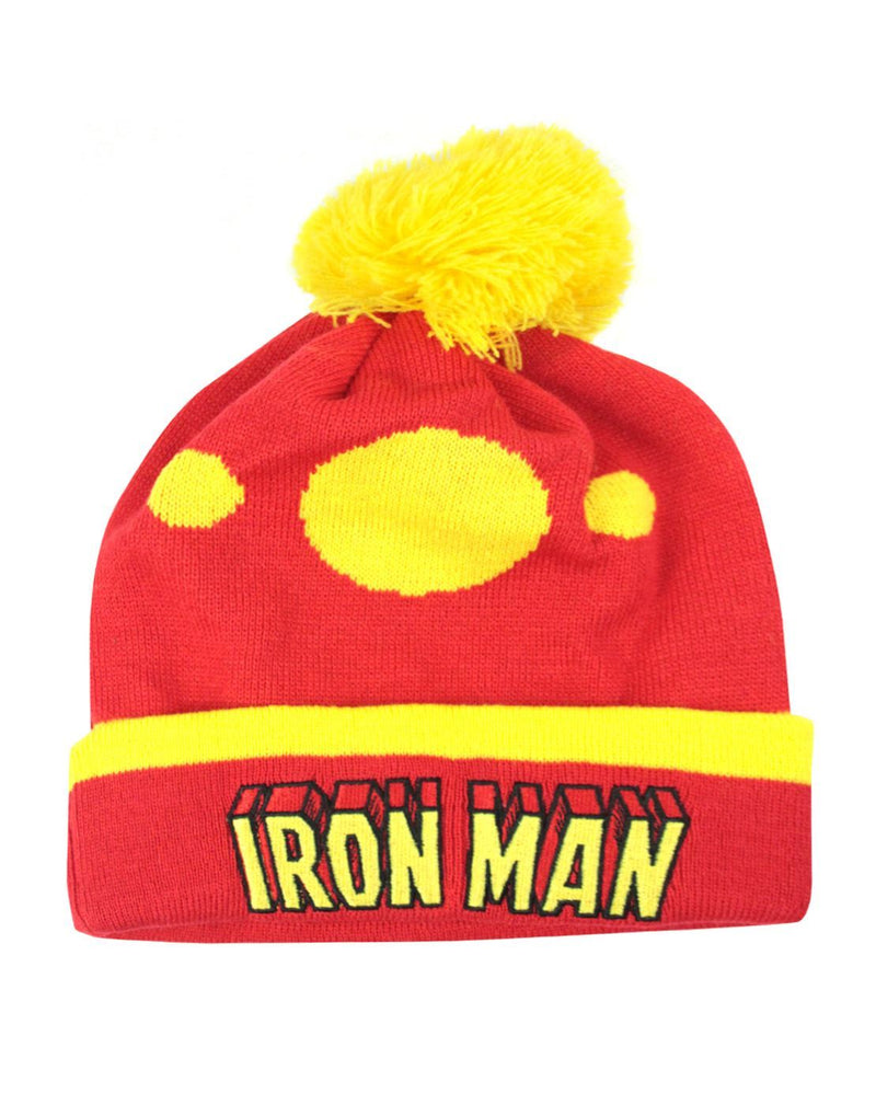Iron Man Retro Original Bobble Hat