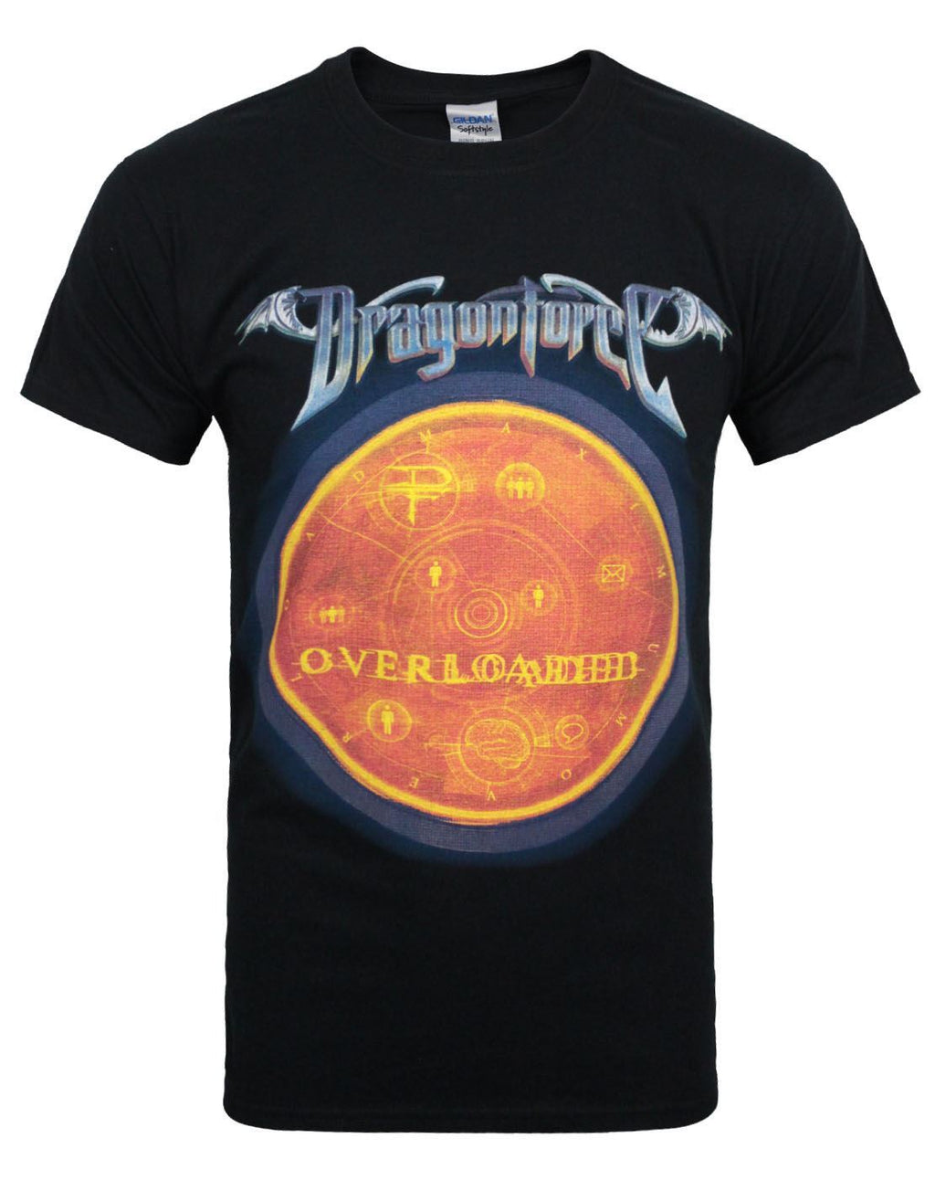 Dragon Force Overload Men's T-Shirt