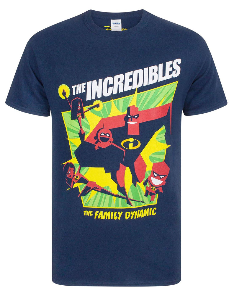 The Incredibles 2 The Family Dynamic Men's T-Shirt