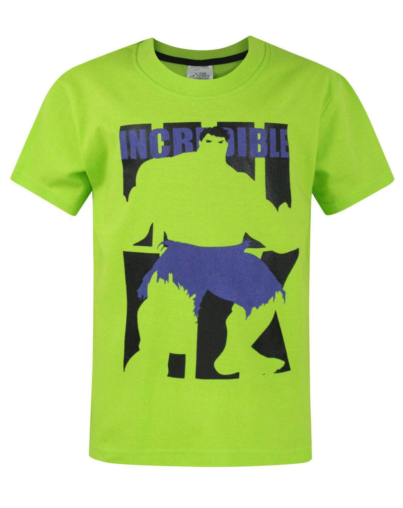 Marvel Incredible Hulk Boy's T-Shirt