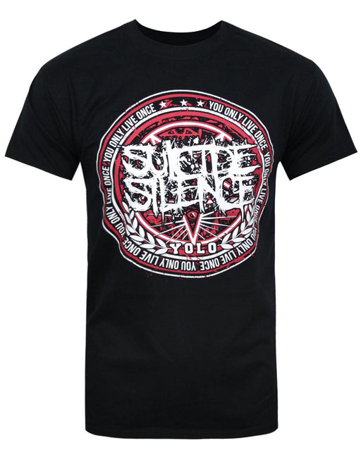 Suicide Silence YOLO Men's T-Shirt