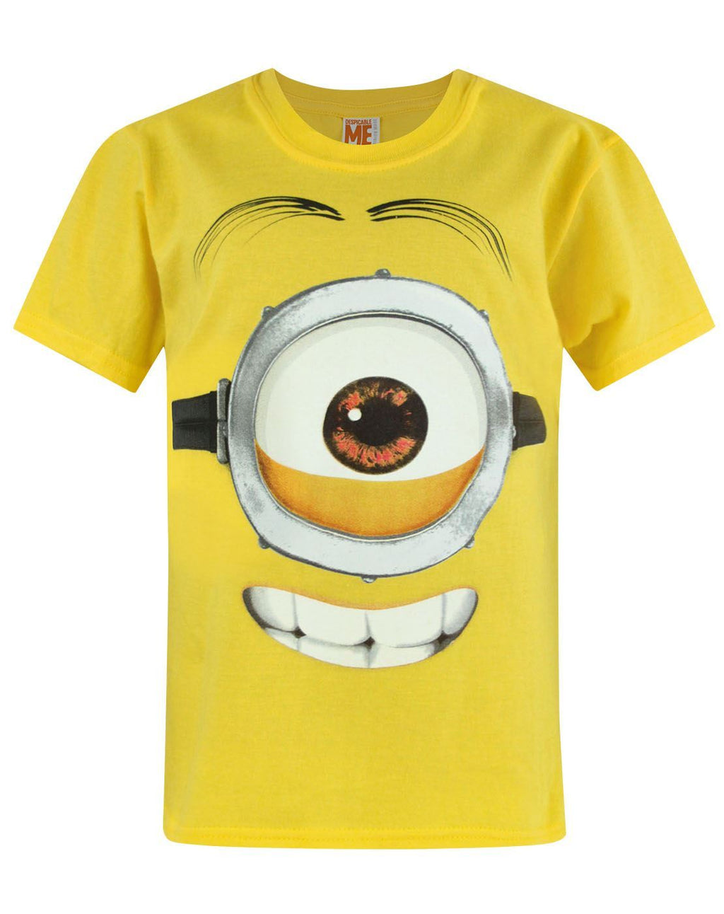 Minions Stuart Face Kid's T-Shirt