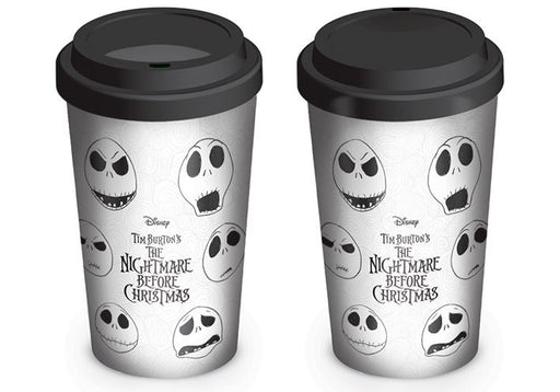 Nightmare Before Christmas Jack Skellington 12oz Travel Mug