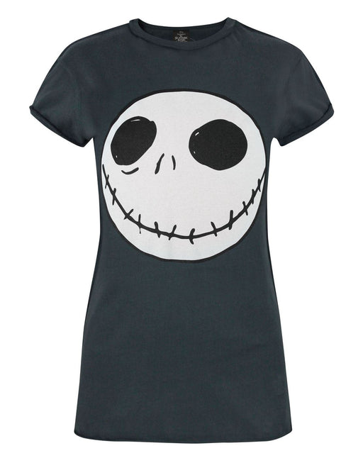 Nightmare Before Christmas Jack Reverse Seam Women's T-Shirt