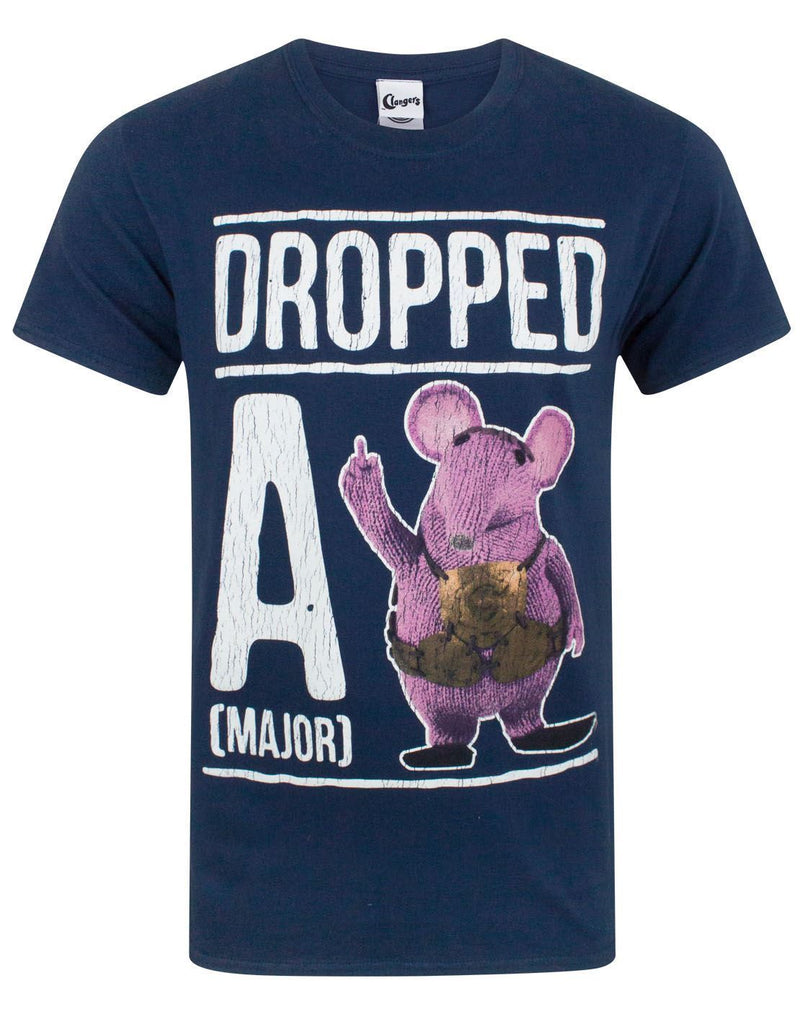 Clangers Dropped A Major Clanger Men's T-Shirt