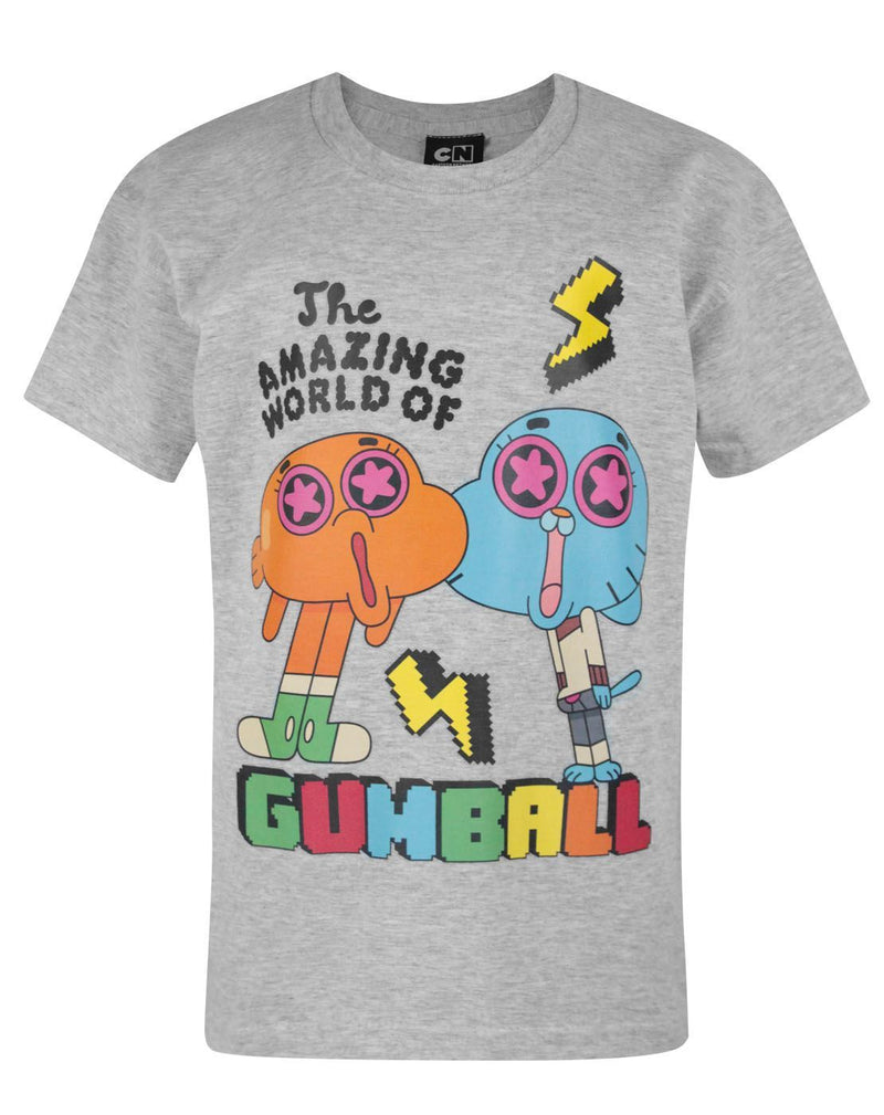 Amazing World Of Gumball Boy's T-Shirt