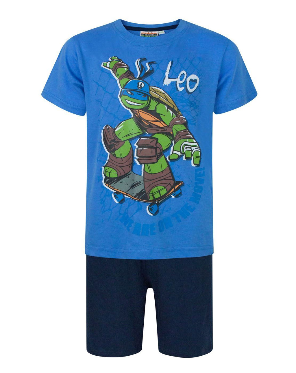 Teenage Mutant Ninja Turtles Leonardo Boy's Pyjamas