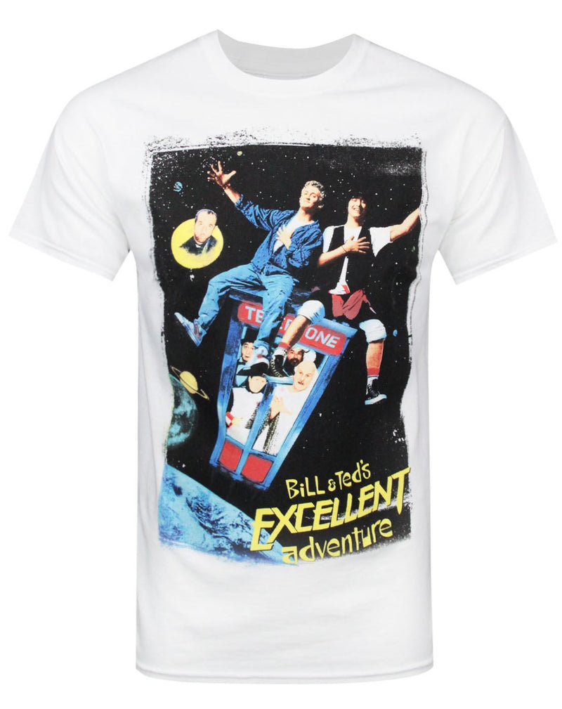 Bill And Ted Poster Men's T-Shirt