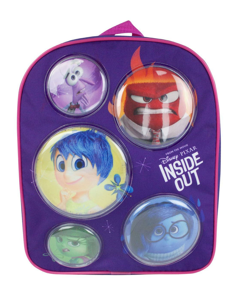 Inside Out Emotions Backpack