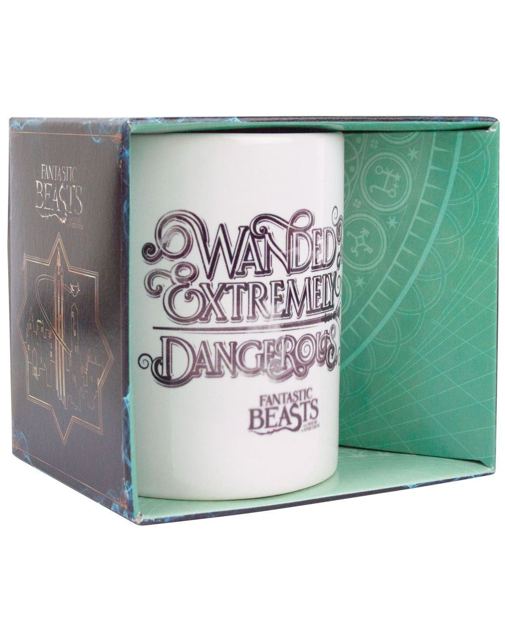 Fantastic Beasts And Where To Find Them Wanded Mug