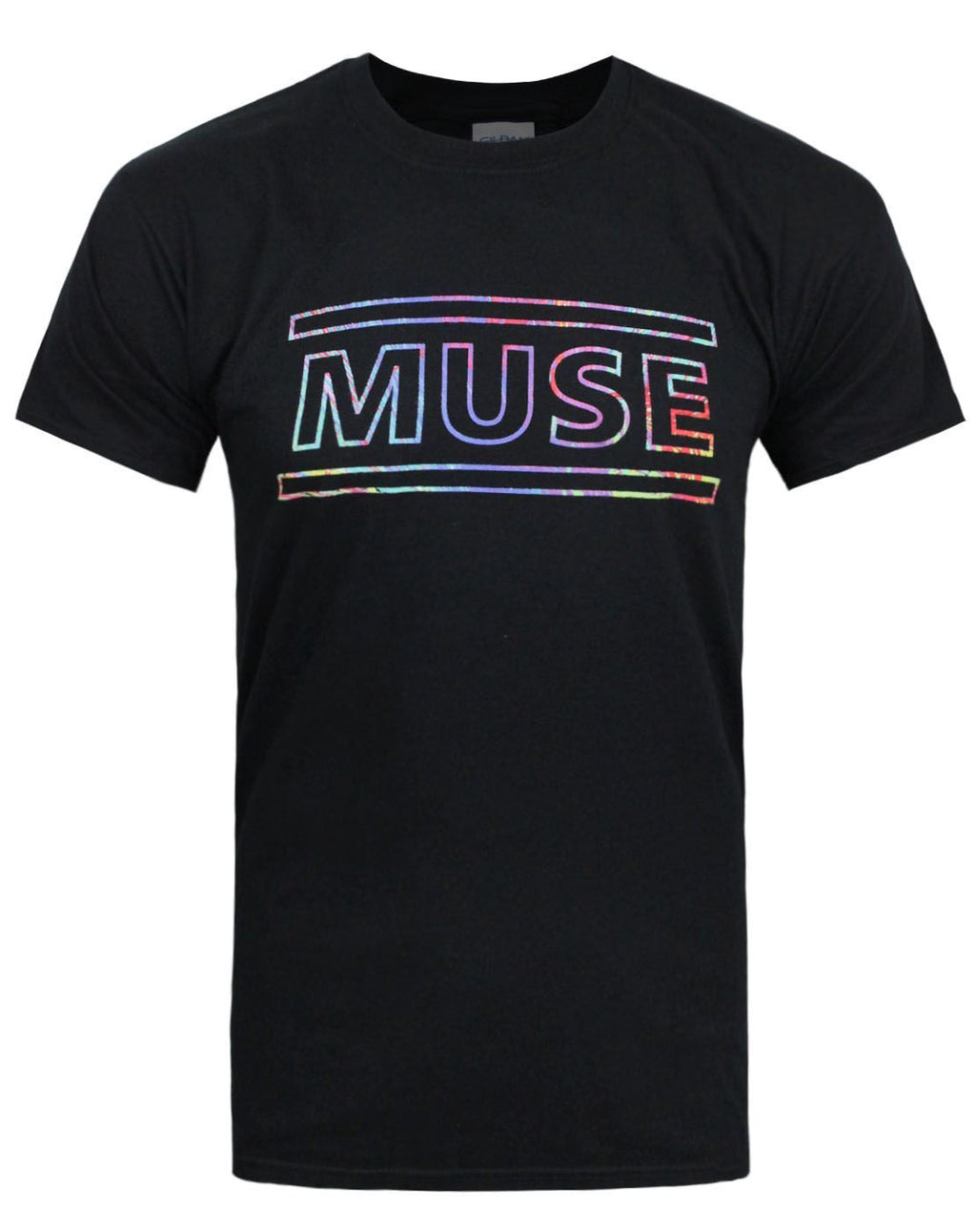 Muse Second Law Logo Men's T-Shirt