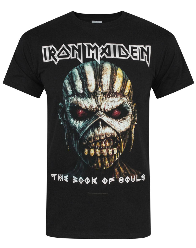 Iron Maiden Book Of Souls Men's T-Shirt