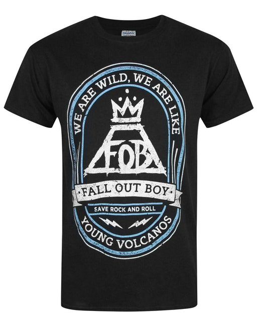 Fall Out Boy Young Volcanoes Men's T-Shirt