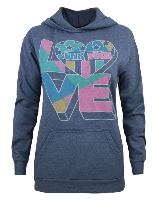 Junk Food 'Love Junk Food' Women's Hoodie