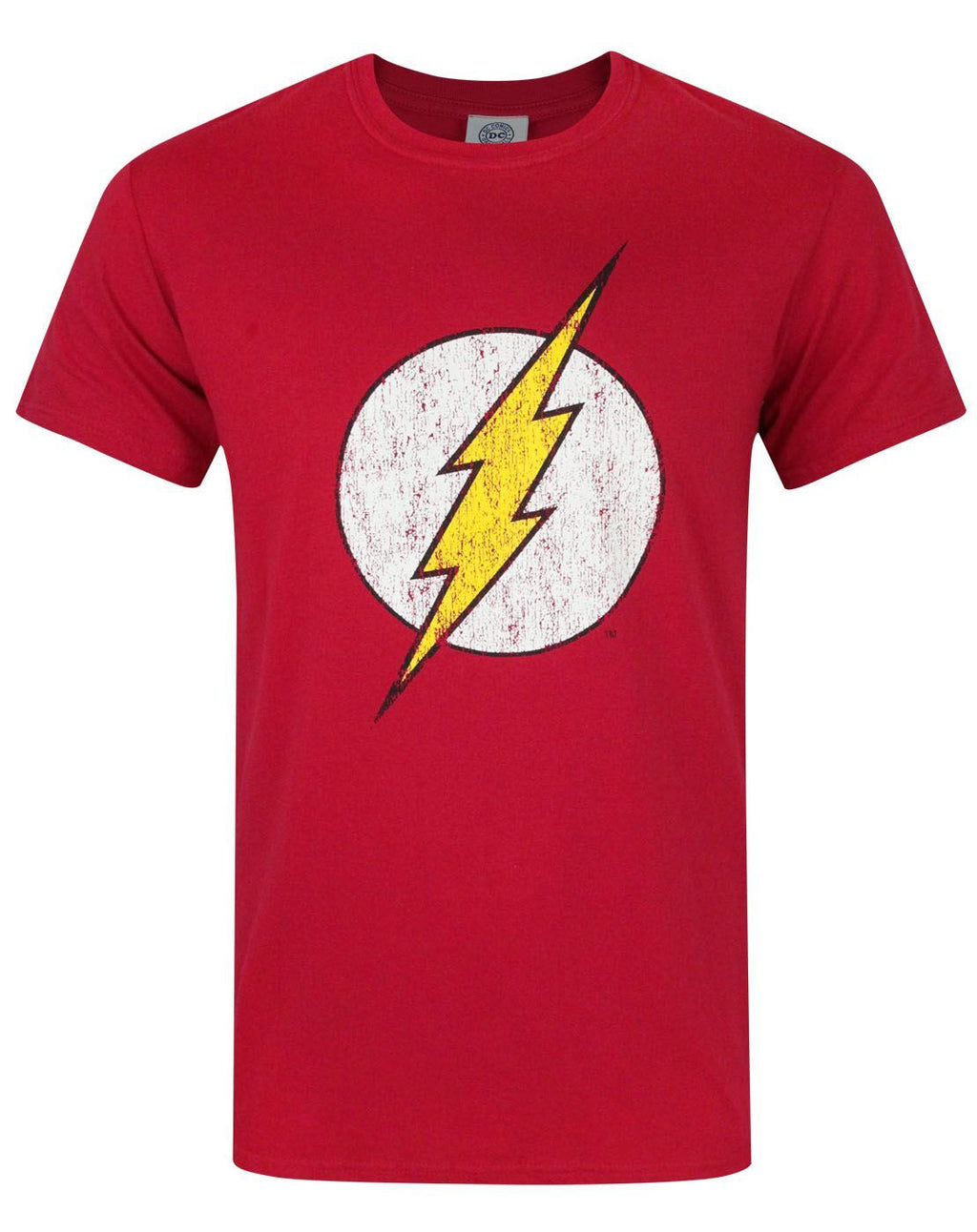 The Flash Distressed Men's T-Shirt