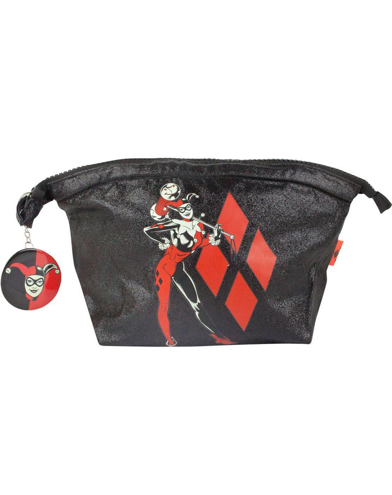 DC Comics Harley Quinn Wash Bag