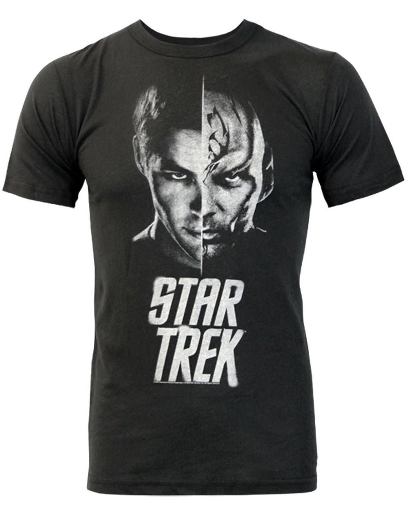 Junk Food Star Trek Future Begins Men's T-Shirt
