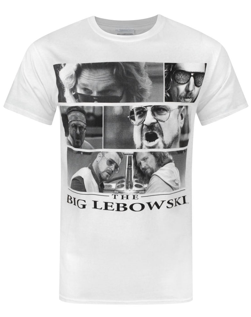 Big Lebowski The Dude and Walter Men's T-Shirt