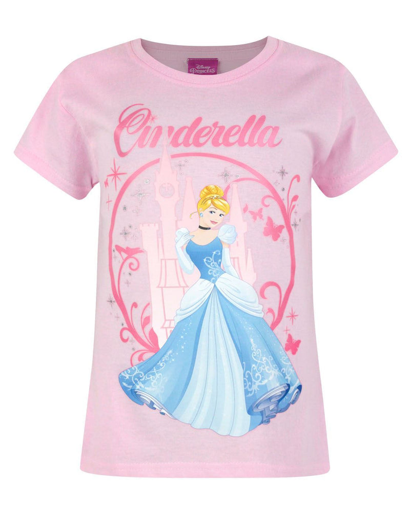 Disney Cinderella Girl's T-Shirt