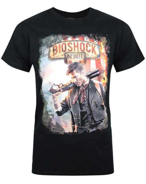 Bioshock Infinite Poster Men's T-Shirt