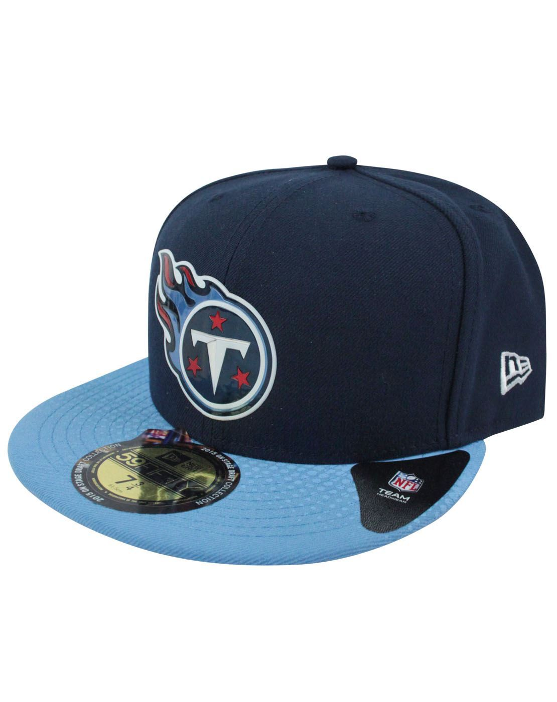 New Era 59Fifty NFL Tennessee Titans Draft Cap – Vanilla Underground 11a178ed5