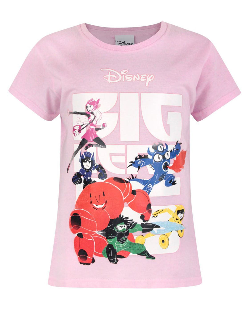 Big Hero 6 Girl's T-Shirt