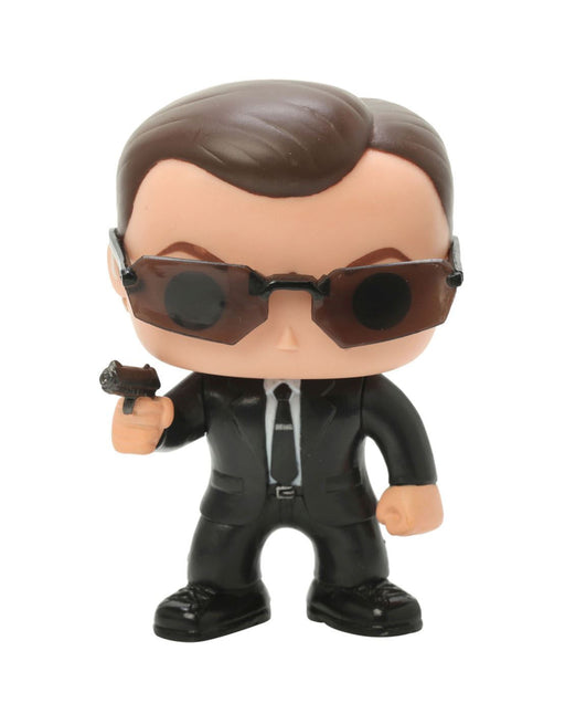 Funko Pop! The Matrix Agent Smith Vinyl Figure